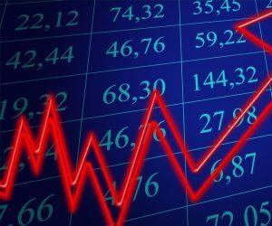 volatilité-bourse-rouge