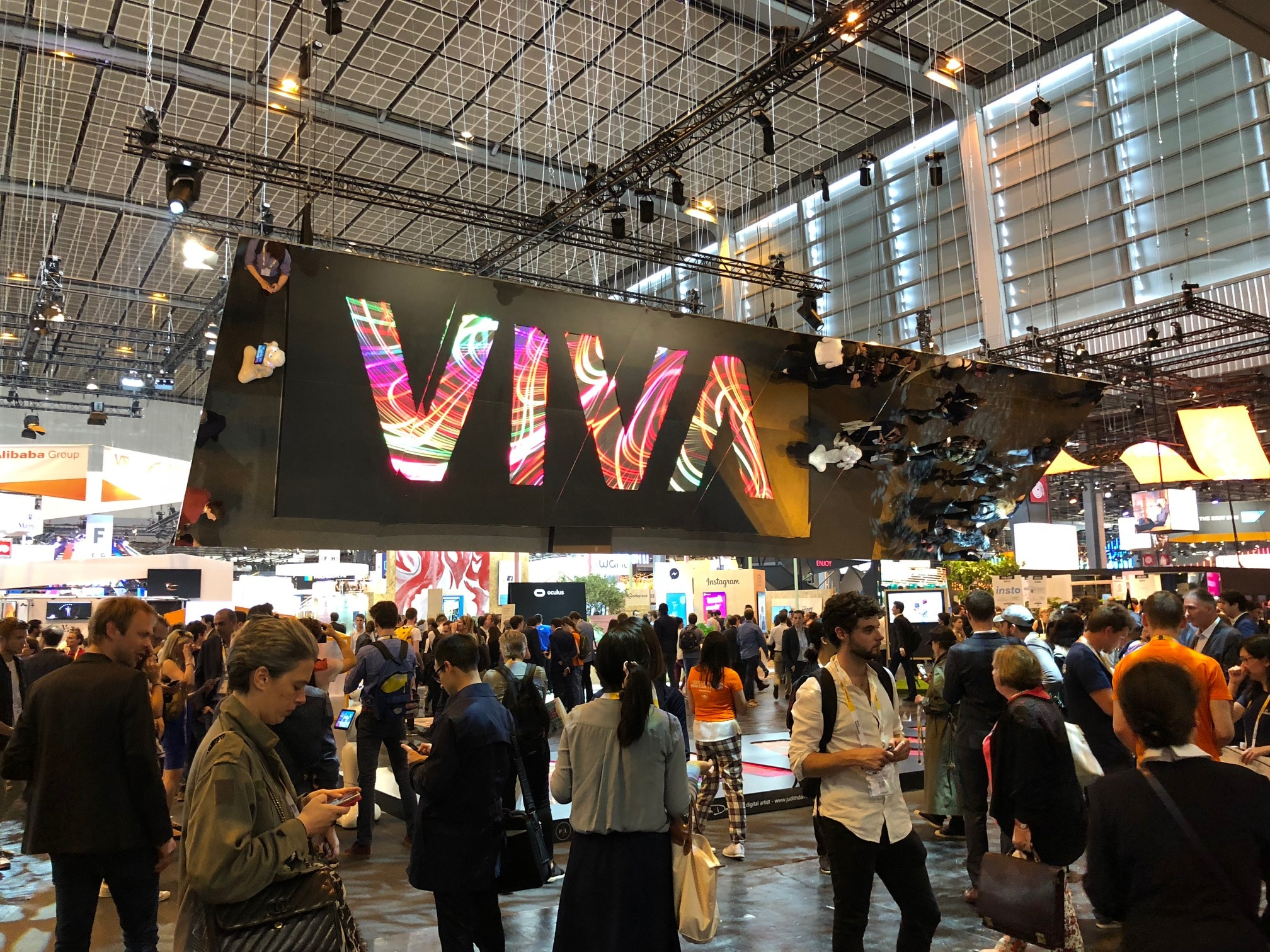 Salon VivaTech Hall