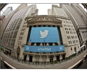 Twitter chute Bourse suppression faux comptes