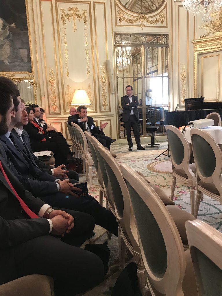 Jean-Maximilien Vancayezeele Directeur Général Délégué groupe Crystal mai 2019