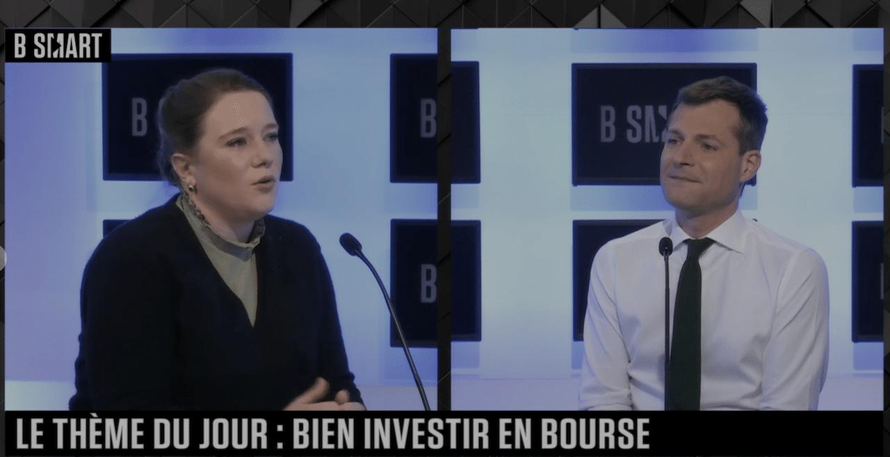Cafe de la Bourse Bsmart chronique bien investir en Bourse
