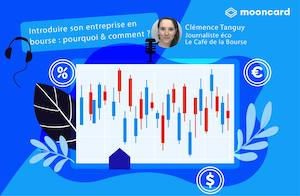 podcast Cafe de la Bourse dans Coffee on the Moon